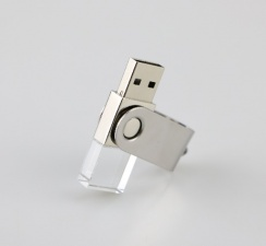 GLOWING TWISTER - PAMIĘĆ USB